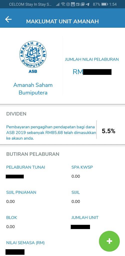 Maklumat-unit-Amanah-ASNB