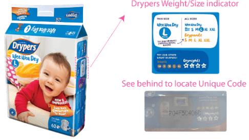 drypers-code