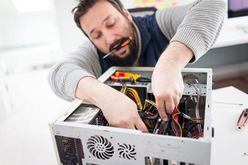servis repair laptop