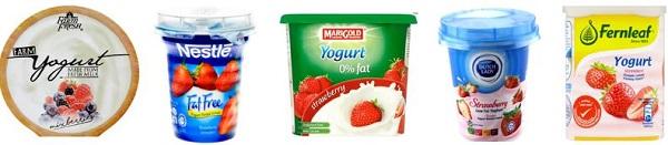 yogurt untuk kanak-kanak