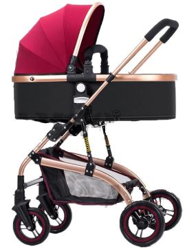stroller amgo two facing