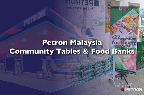 food bank petron